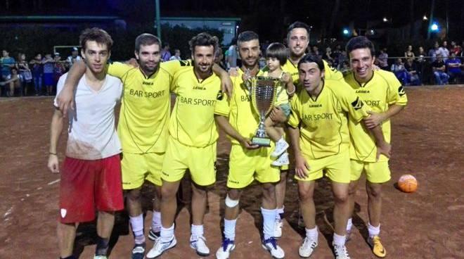 Bar Sport Cinigiano calcio a 5
