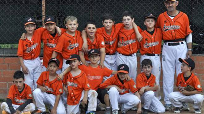 Bsc Arezzo Baseball
