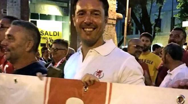 Fabrizio Rossi Grosseto calcio