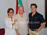 Francesco Donati, Roberta Priami, Andrea Pieroni Raggruppamento Politico Autonomo