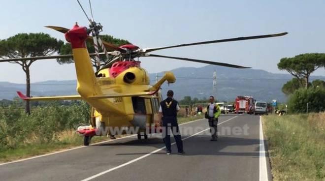 incidente montelattaia 2015 pegaso