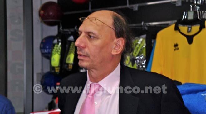 Massimiliano Pincione Grosseto Calcio