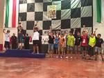 premiazione scacchi giovanile