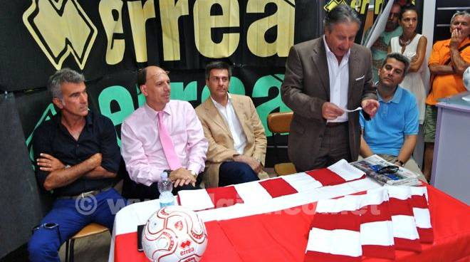 Presentazione FC Grosseto calcio