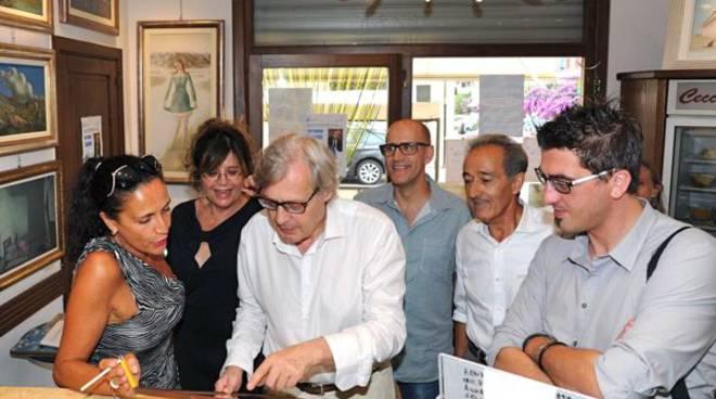 Sgarbi caffe d'arte Ceccarelli