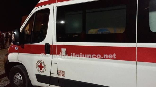 ambulanza notte 2015