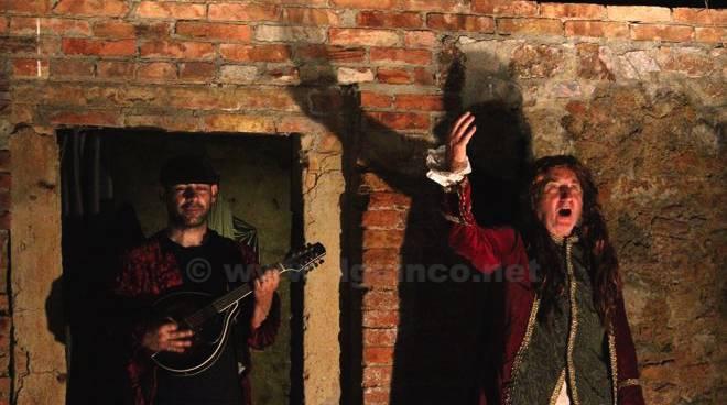 Calibano Teatro delle Rocce