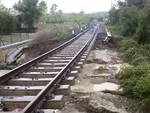 danni ferrovia