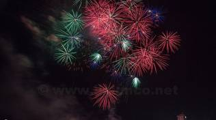 Fuochi artificio Follonica 2015