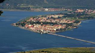 Orbetello panorama