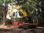 Vecchio ospedale lavori demolizione