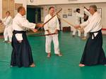 Aikido maestro Mario Fraschetti