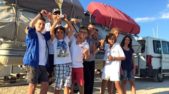 Compagnia della vela giovani