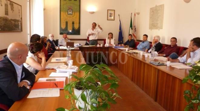 Consiglio comunale Gavorrano 2011