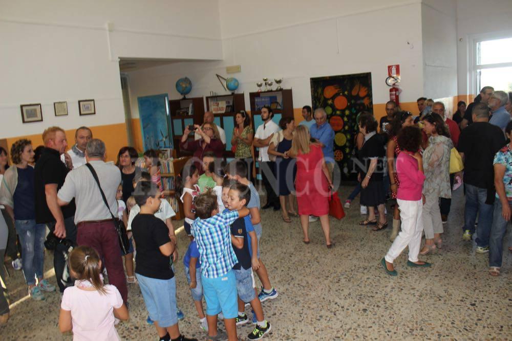 Inaugurazione Scuola Caldana 2015