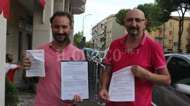 petizione baratto amministrativo Della Negra Carlettini