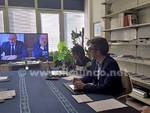 Confindustria video-conferenza