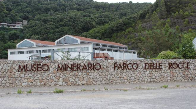 Geoparco Parco delle Rocce Gavorrano