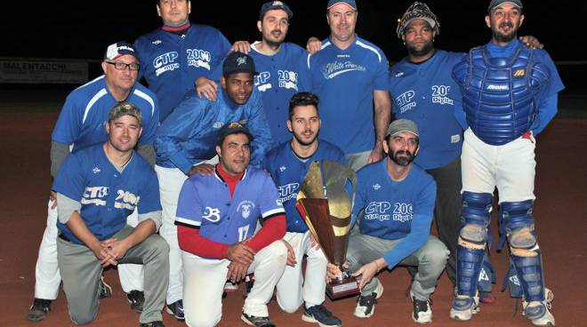 La Ghera softball csen