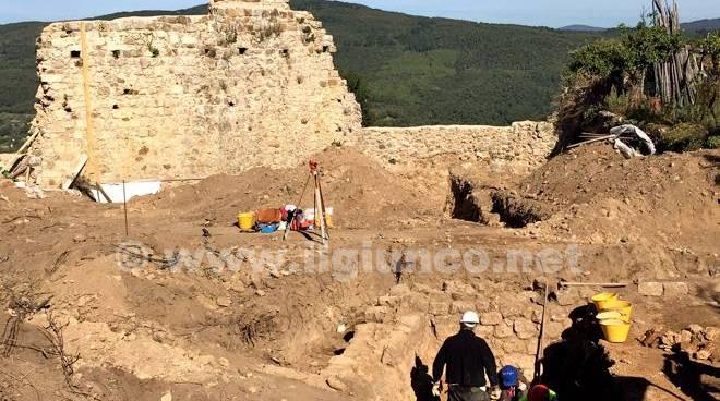 Massa Marittima scavi archeologici