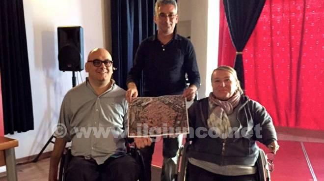 Massimiliano Frascino, Paolo Stefanini, Lorella Ronconi