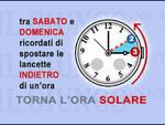 ora solare 2015