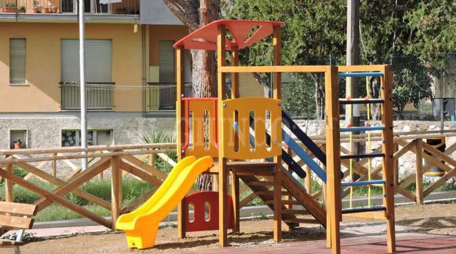 Parco giochi Talamone
