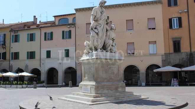 Piazza Dante Grosseto