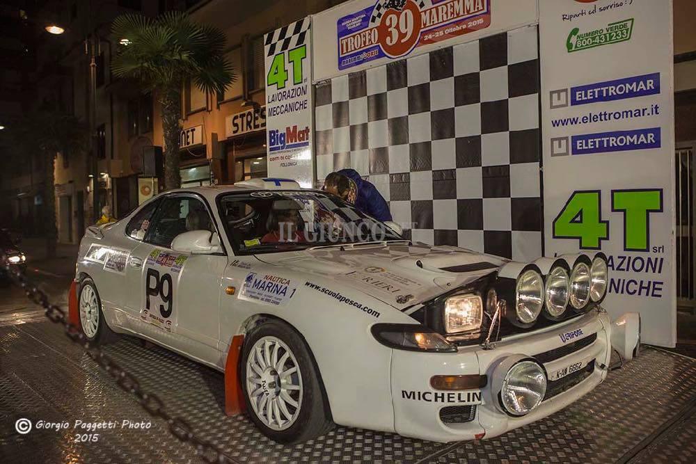 Rally Maremma 2015