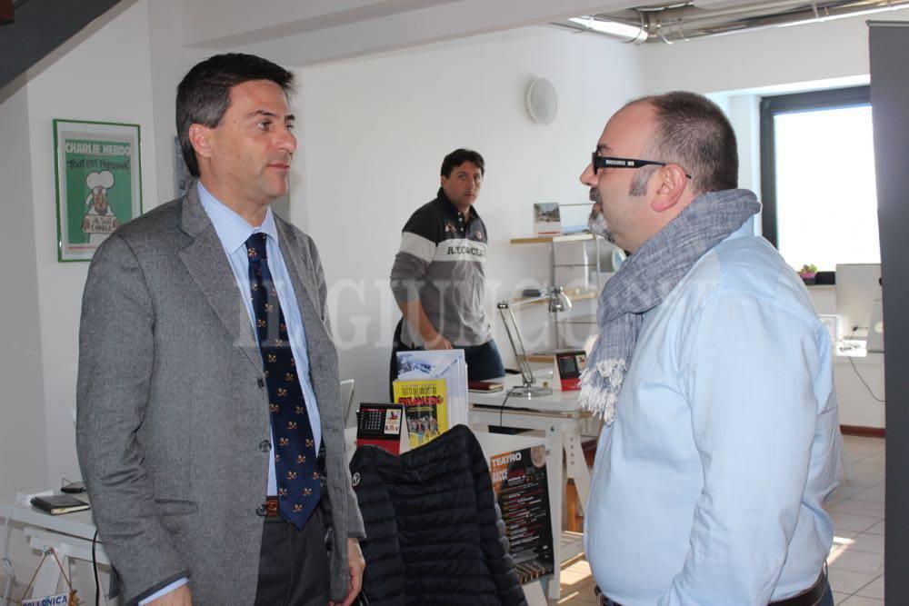 Redazione aperta Emilio Bonifazi