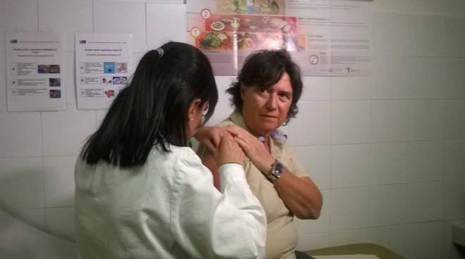 Saccardi vaccino
