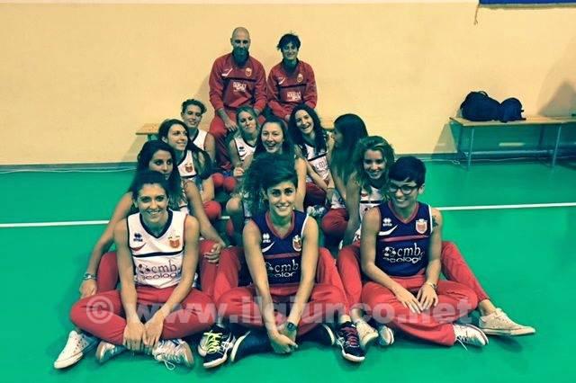 Vigili del Fuoco Volley 2015-2016