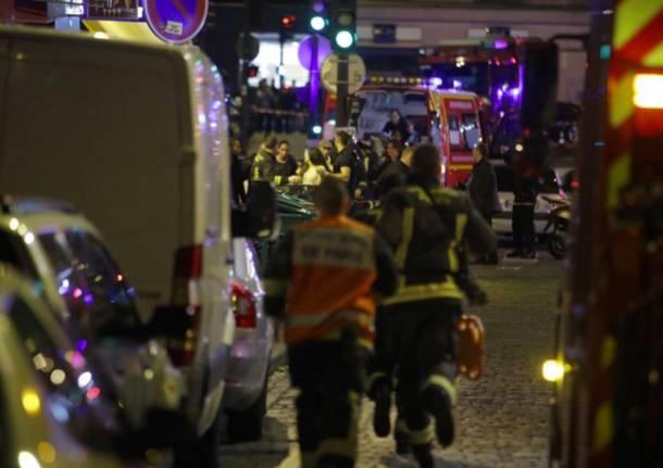 Attentati a Parigi 13 novembre 2015