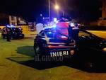 carabinieri notte controlli