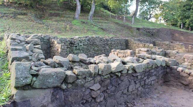 Domus Dolia Vetulonia Etruschi