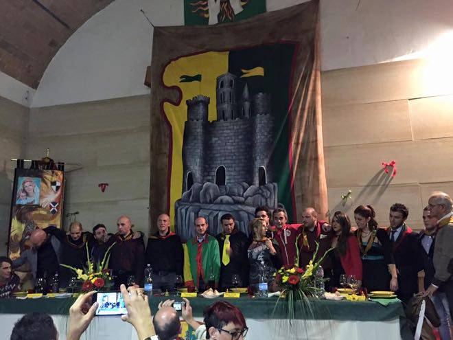 Festa Palio Castel del Piano Poggio