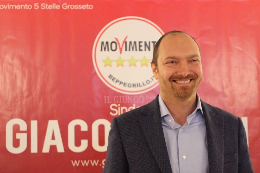 Giacomo Gori candidato