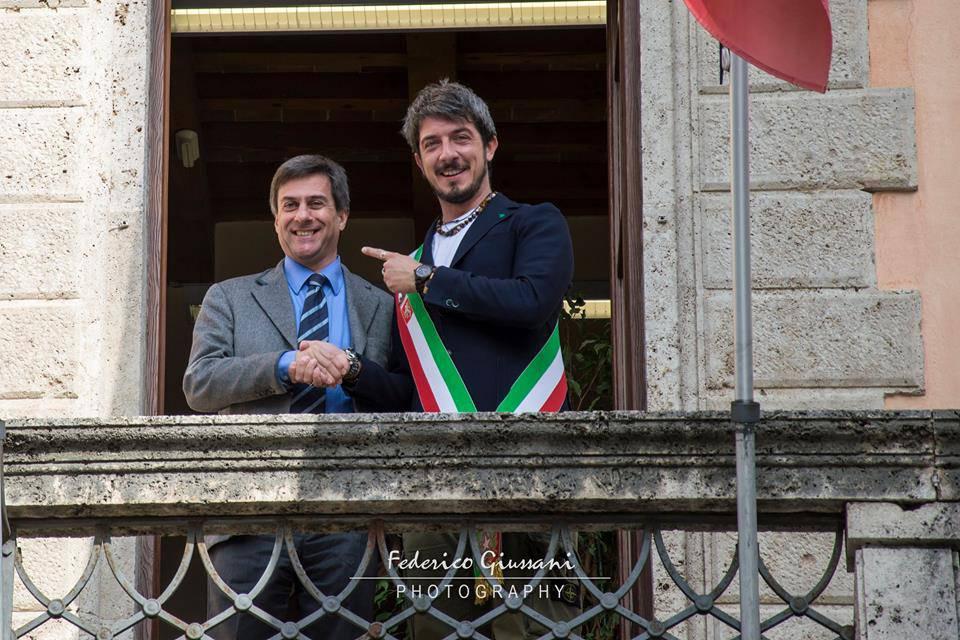 Paolo Ruffini sindaco