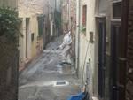 Pulizia strade centro storico