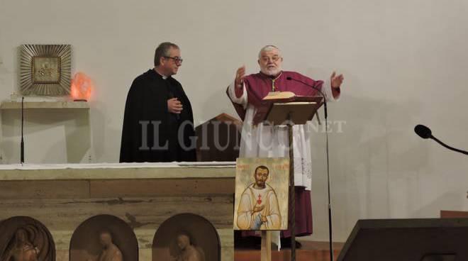 Vescovo Giovanni Roncari