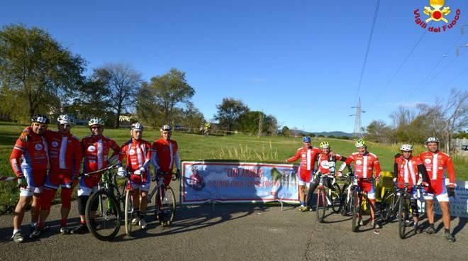 Vigili del Fuoco ciclocross