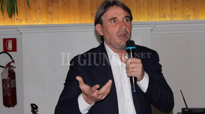 Assemblea Pd Enrico Rossi