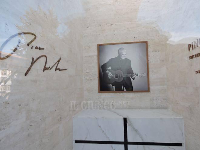cappella di Pino Daniele