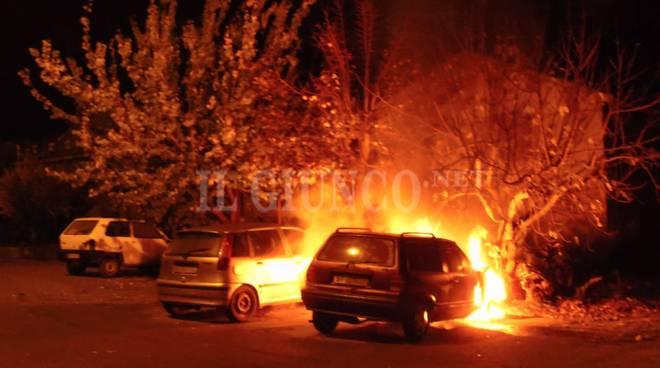Incendio Filare 1 dicembre