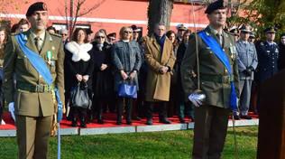 Nuovo comandante Cemivet 2015