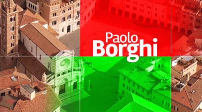 Pagina facebook Paolo Borghi