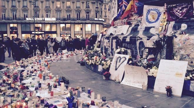 Parigi dopo attentati