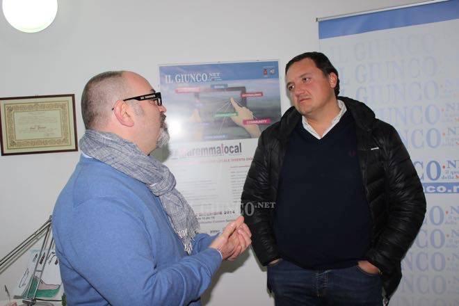 Redazione aperta Leonardo Marras