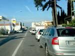 traffico aurelia nord gr