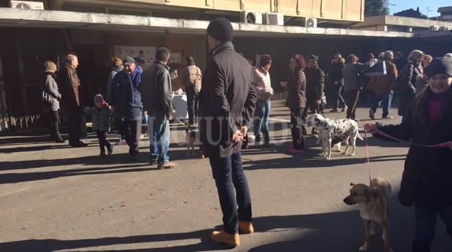 A Barbanella torna la tradizionale benedizione degli animali